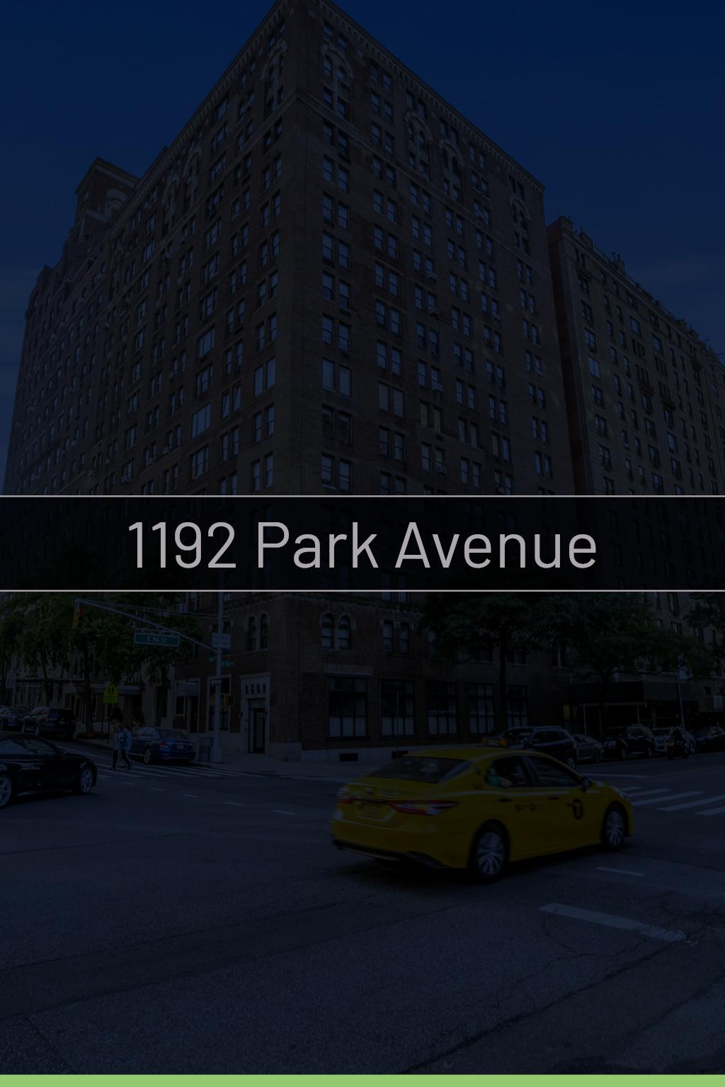 1192ParkAvenue