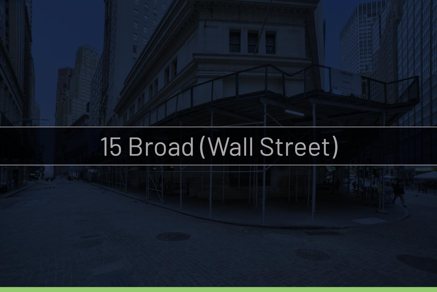 15Broad(WallStreet)