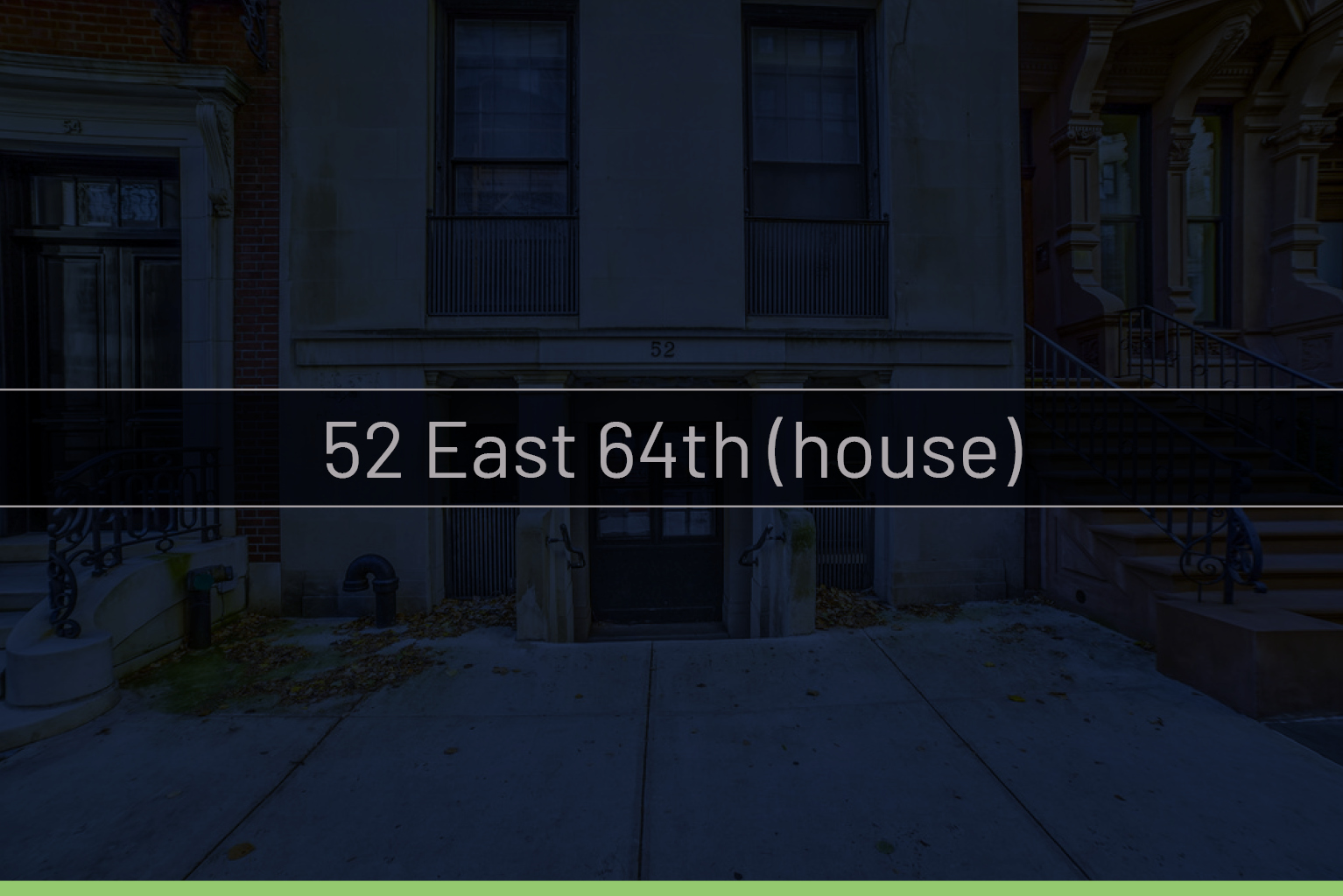 52East64th(house)